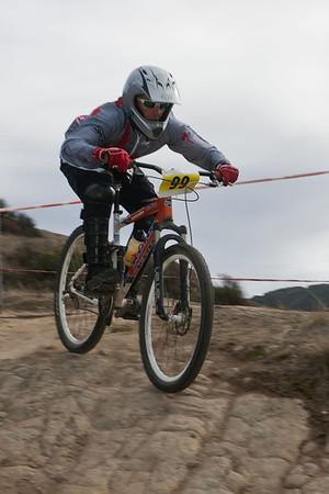 CCCX DH Race Jan 22, 2012