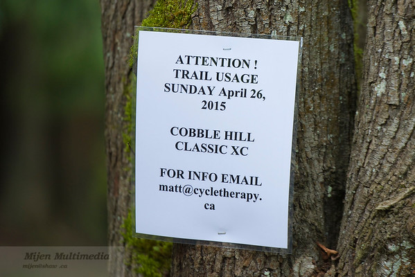 04-26-15 Cobble Hill Classic XC