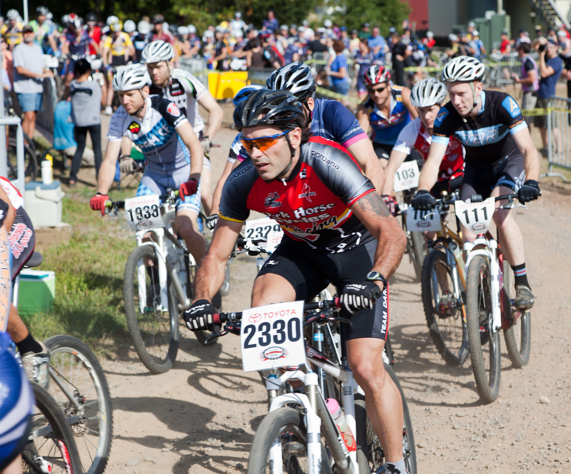 MIKE MONTALBANO  -  DARK HORSE CYCLES  -  2330  -  Bear Creek  -   Elite Open