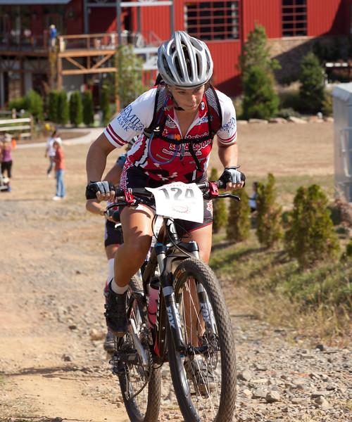 SALLY MCCLAIN  -    -  124  -  Bear Creek  -  #2 in Elite Women II