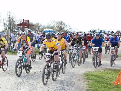 Bike Line Fair Hill 2009