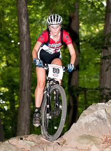 Kristin Borda  -  Action Wheels   80  -    finished #2 in Cat 3 Women I