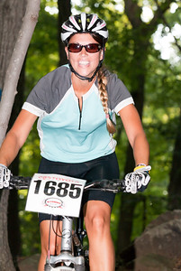 Jenn Sears  -      1685  -    finished #3 in Cat 3 Women II