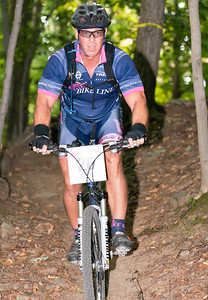 Bernie Kohl  -  Bike Line   20  -    finished #3 in Cat 3 Master I