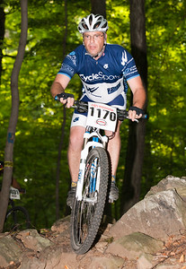 Paul Michael  -      1170  -    finished #4 in Cat 3 Vet II