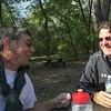 Bill & Richard at Great Falls pre-shuttle