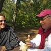 Richard & John at Great Falls