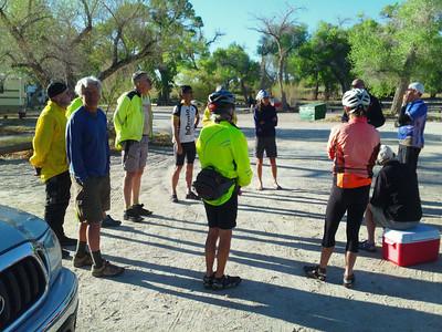 Death Valley Bike Ride 2013