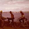 13 Riders at Crater Lake