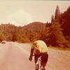 2 Bob riding down the road