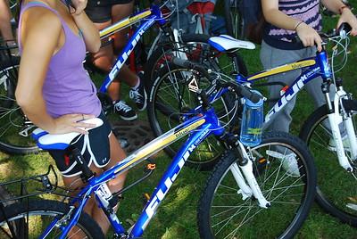 Bike Tour, August 2012