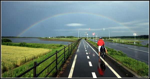 2011 Hokkaido Bike Tour