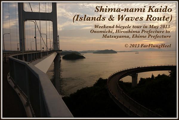 Shima-Nami Tour - May 2013