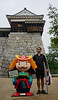 Under Japanese law, all castles must have cute mascot