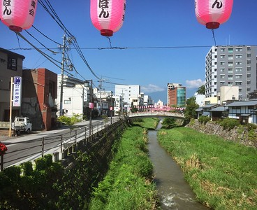 Nagano Bike Trip - August 2016