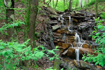 Waterfall on Ghost Trail-1