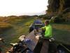 Kai at Kirk Creek Campground, Big Sur Coast