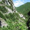 Climbing to Gubbio