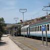 Arrival in Perugia