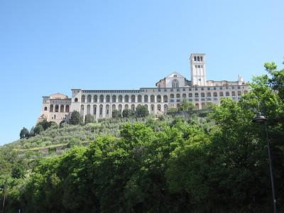Day 3 & 4 - Assisi & Preci