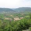 View over the Norcia valley