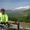 Piano Grande plateau & Sibillini Mtns in background