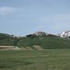 Castle Vecchio overlooking Piano Grande plateau