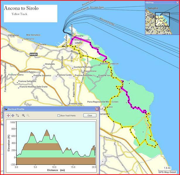 10-Italy Trip - Ancona to Sirolo