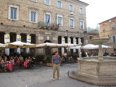 Main Square in Urbino