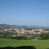 Urbino from campground