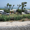Adriatic Beachside camping