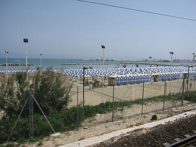 Adriatic Beachside cabana's