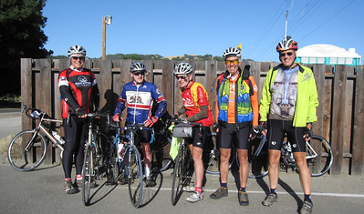 The Fremont Group sans Creighton in Sunol