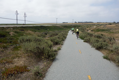 Bike Paths at old Fort Ord