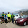 Down the coast heading to Big Sur