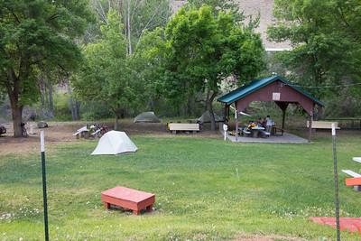 Campground at Mitchell