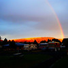 Elgin Sunday Morning Rainbow, photo by Agribob