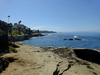 S at shore access LJ Coast 120818 P2500725