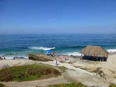 Surfers at Windansea LJ Coast 120818 P2500737
