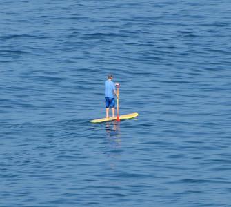 Paddleboard from Hermosa Park LJ Coast 120818 P2500698