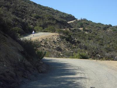 Looking ahead Climbing Del Dios Highlands 071021 P1160418-