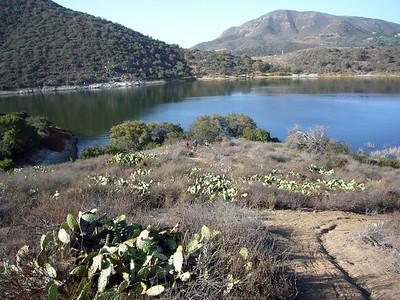 Jerry Paul Carol cacti Lk Hodges Del Dios Highlands 071021 P1160374