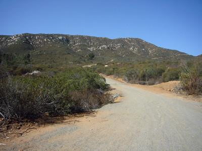 Climbing Del Dios Highlands 071021 P1160387