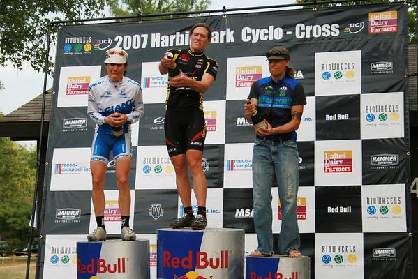 Pro-Riders: BioWheels/United Dairy Farmers UCI Cyclo-Cross<br>Photos By Julie Black