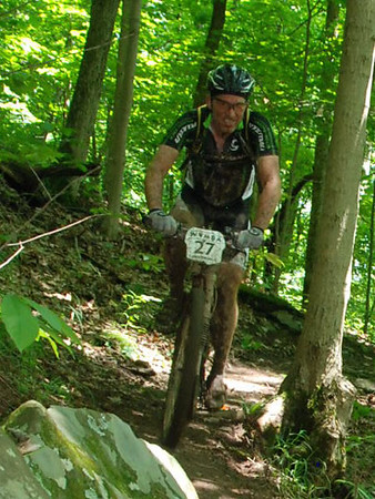 Creek to Peak XC Mountain Bike Race - WVMBA #4