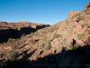 Shadows near Jackass. Moab, UT