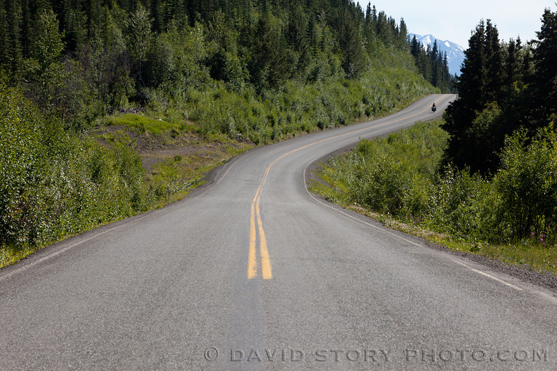 2010 07 19: The end of the line is along the Cassiar Highway, BC.