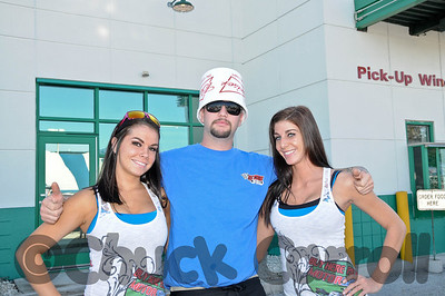 Bike Builders Expo QS&L Saturday 1-29-2011  - Quaker Steak & Lube Clearwater, Florida