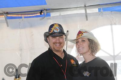 Bike Builders Expo QS&L Saturday 1-29-2011  - Quaker Steak & Lube Clearwater, Florida