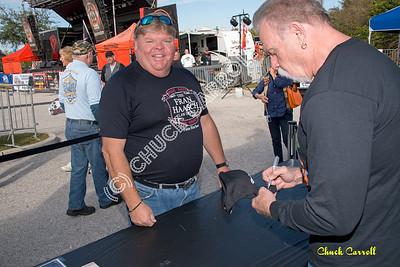 Bike Builders Expo Quaker Steak & Lube - Saturday 1-25-2014  - Full Throttle Magazine